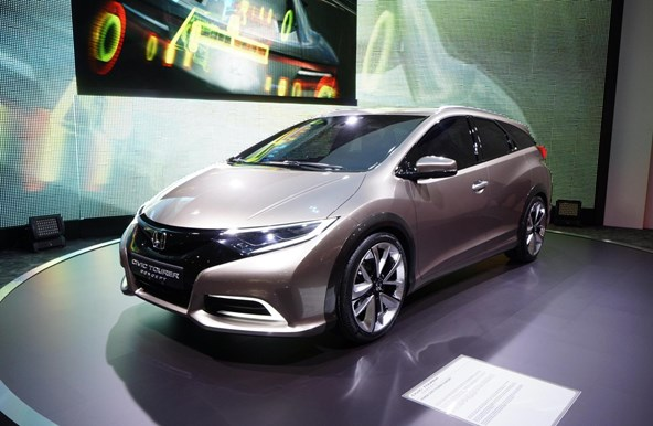 Honda Civic Tourer Concept